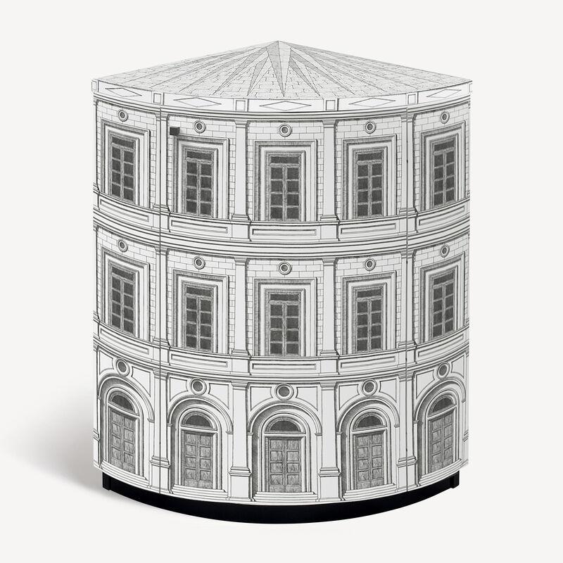 Corner cabinet Architettura FORNASETTI