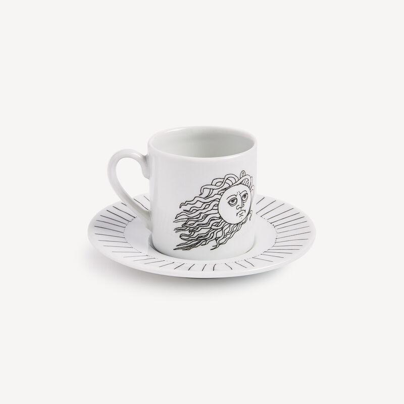 Coffee cup Solitario FORNASETTI