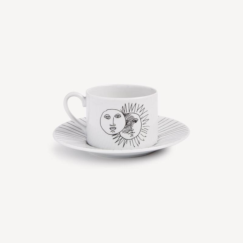 Tea cup Solitario FORNASETTI