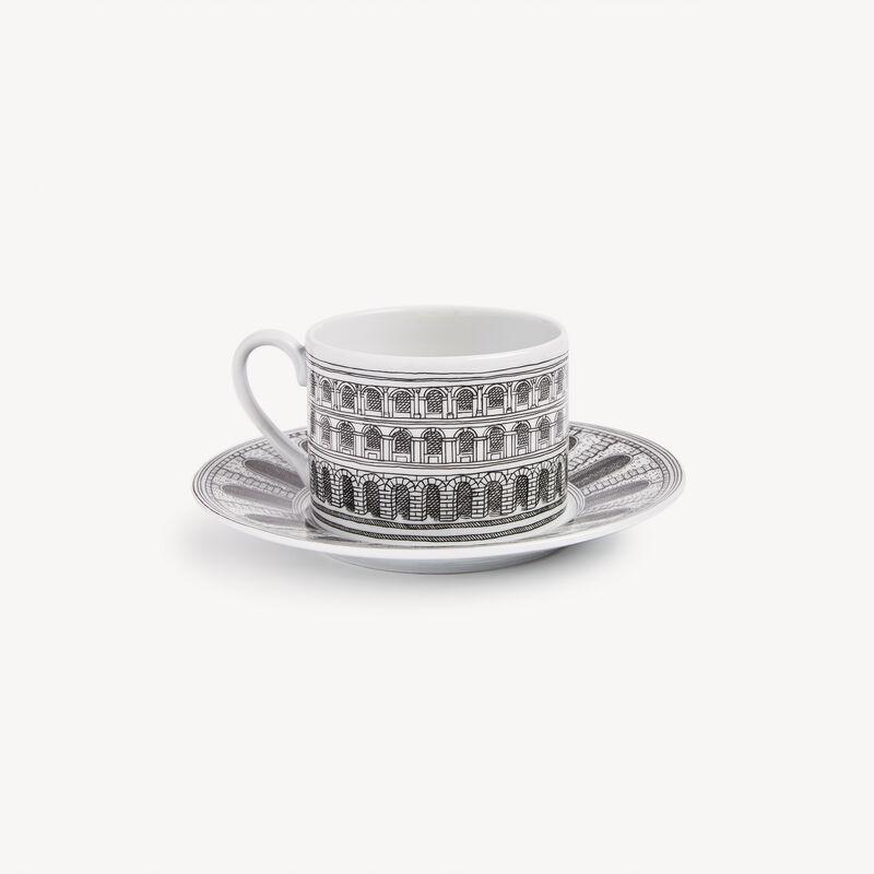 Tea cup Architettura FORNASETTI