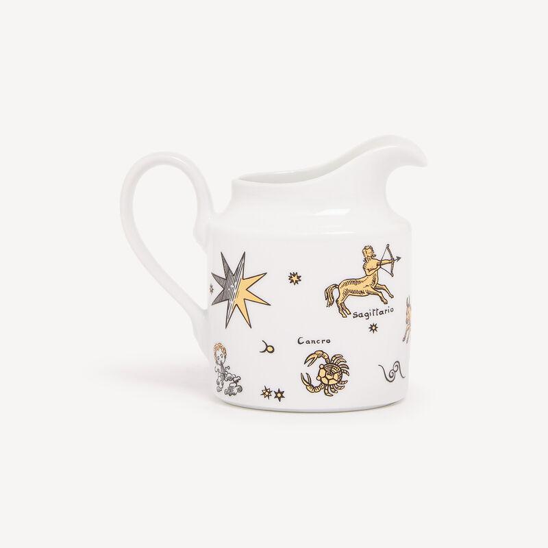 Milk jug Astronomici FORNASETTI