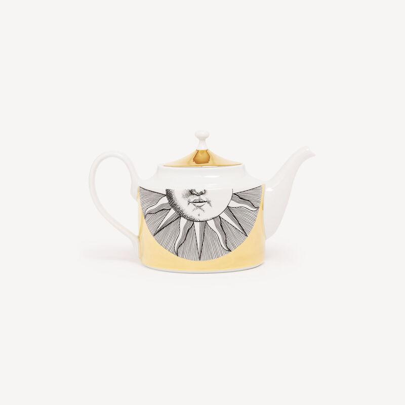 Teapot Soli FORNASETTI