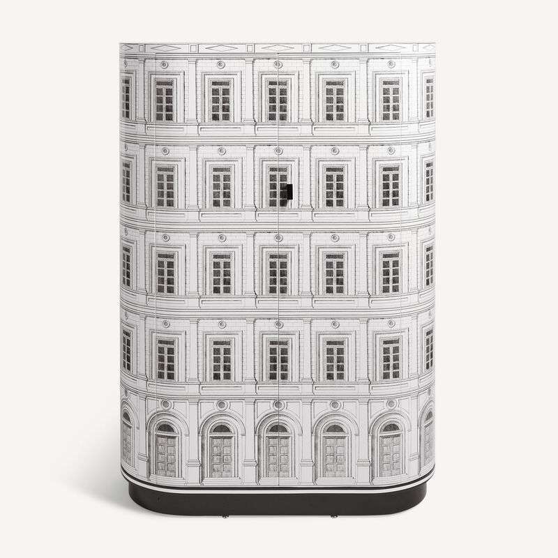 Curved cabinet Palazzo FORNASETTI