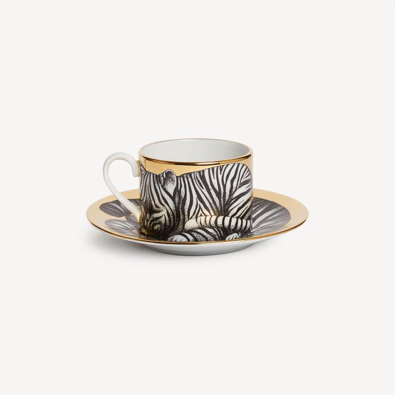 Tea cup High Fidelity Tigrato FORNASETTI