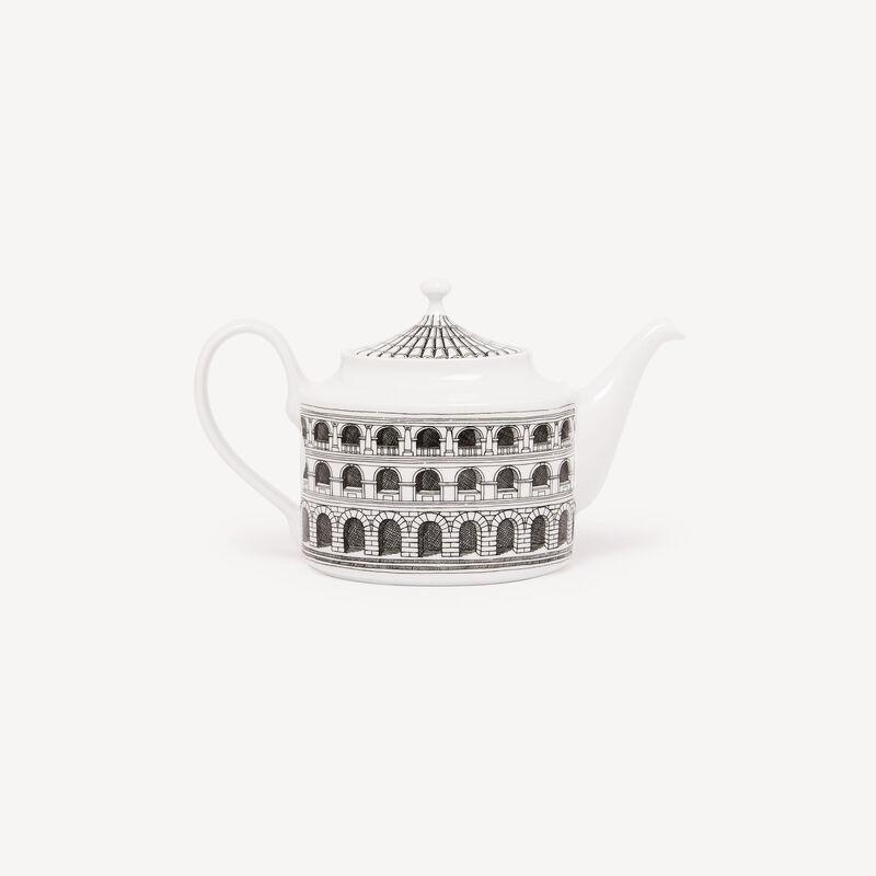 Teapot Architettura FORNASETTI
