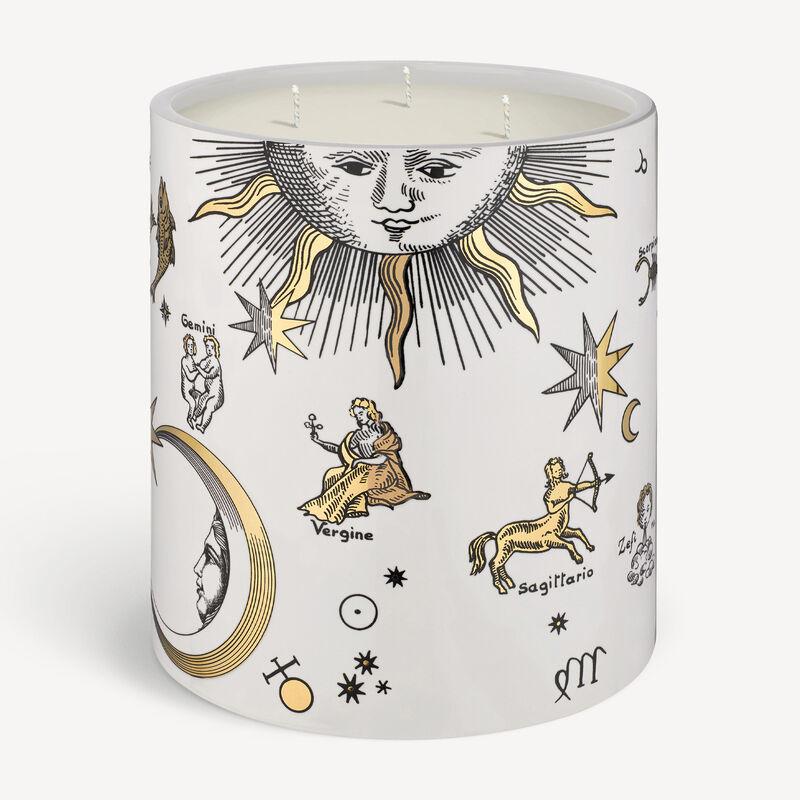 Candle Astronomici - Otto scent FORNASETTI