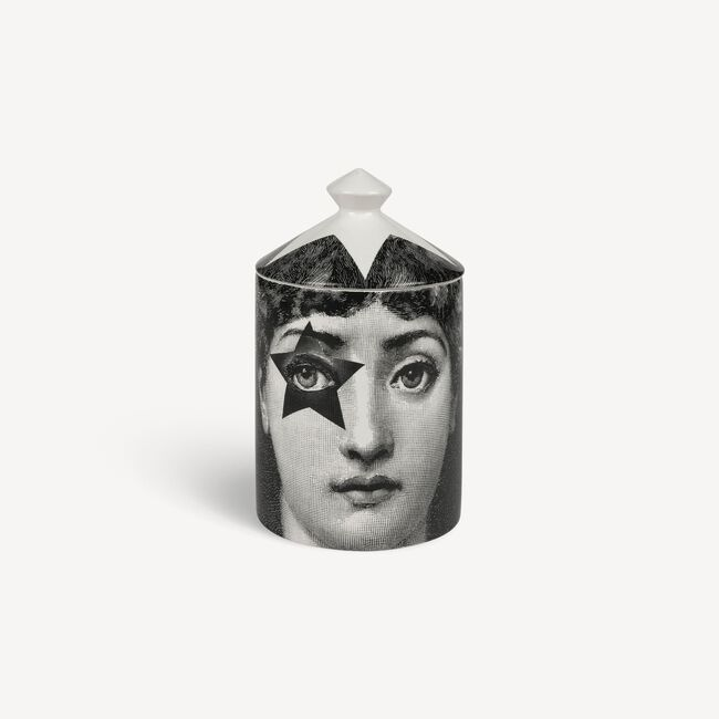 Candle Star-Lina - Otto scent FORNASETTI 1