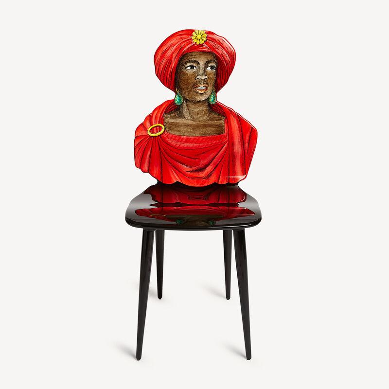 Chair Moro FORNASETTI
