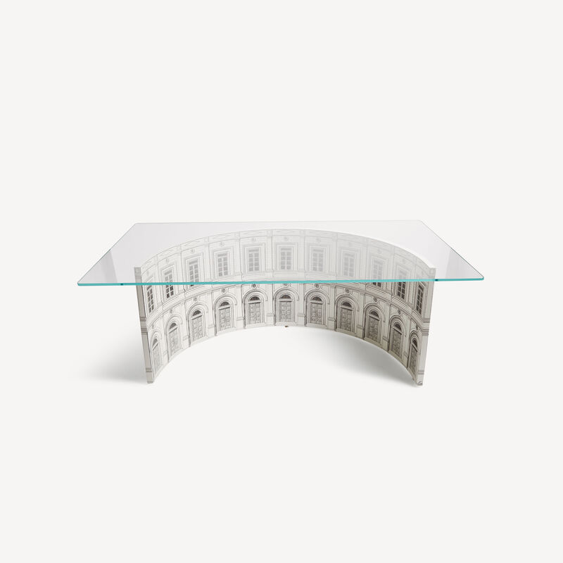 Amphitheatre table Architettura FORNASETTI