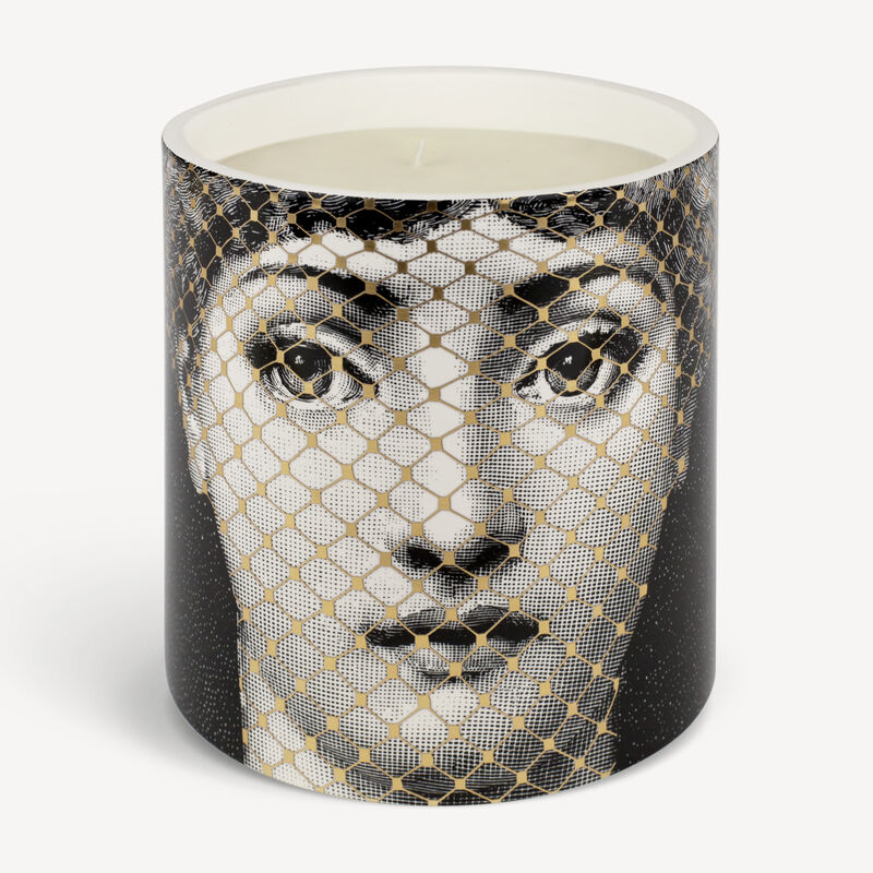 Candle Golden Burlesque - Otto scent FORNASETTI