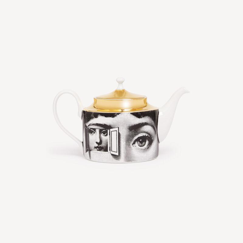 Teapot Tema e Variazioni FORNASETTI