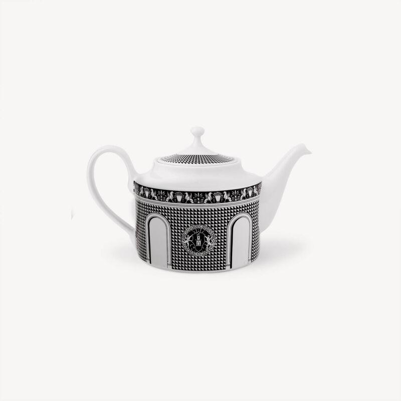 Teapot Facciata Quattrocentesca FORNASETTI