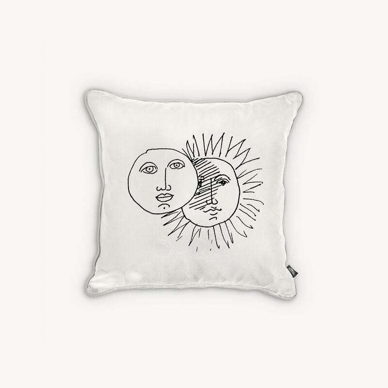 Cushion Solitudo FORNASETTI
