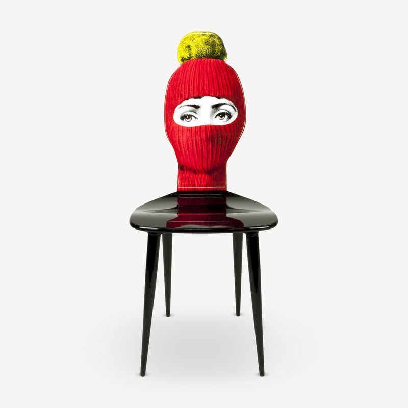Chair Lux Gstaad FORNASETTI